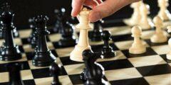 بحث عن اصل لعبة الشطرنج