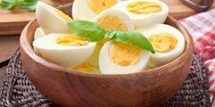 رجيم البيض لمدة أسبوع