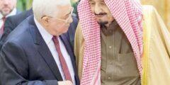 دعم المملكة العربية السعودية لقضية فلسطين