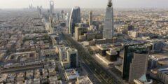 من مناطق تركز السكان في المملكة العربية السعودية
