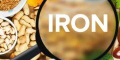 كم يستغرق امتصاص الحديد في الجسم؟