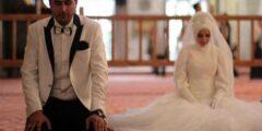 صلاة الرجل مع زوجته وطريقتها وحكمها في الشريعة