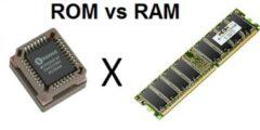 الفرق بين Ram و Rom وأنواع ذاكرة الوصول العشوائي