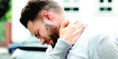 هل آلام الرقبة تؤثر على الأذن وكيفية علاج آلام الرقبة والأذن؟