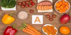 أين يوجد فيتامين A بكثرة وفوائده وأضراره للجسم والبشرة والشعر