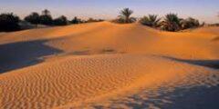 المناطق الصحراوية والوعرة تمتاز بكثافة سكانية