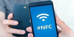 كيف أجعل جهازي يدعم NFC؟