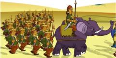 قصة أصحاب الفيل والدروس المستفادة منها