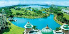 اسماء أفضل الأماكن السياحية في مدينة شاه علم