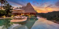 اسماء افضل 5 فنادق في أوبود بالي 2021