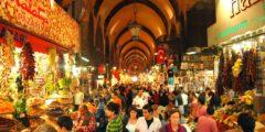 أسماء أفضل أماكن التسوق في إسطنبول