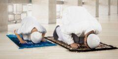 أين يقف الإمام في صلاة الثلاثة