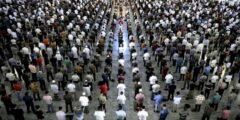 كيفية الإمامة في الصلاة
