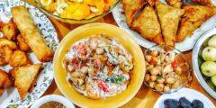 وصفات طعام لشهر رمضان