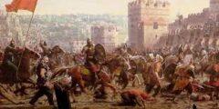 محمد الفاتح وفتح القسطنطينية وبعض المعلومات عن فتح القسطنطينية