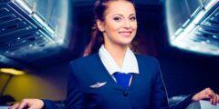 شروط مضيفة الطيران وراتبها ومؤهلاتها والدورات المؤهلة لوظيفة مضيفة الطيران