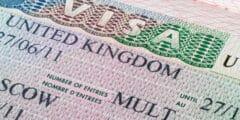 شروط الحصول على تأشيرة بريطانيا للخادمة المنزلية 2021