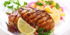 وصفات صدور الدجاج للرجيم