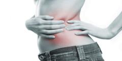 ما سبب ألم في الجانب الأيسر من الخصر عند النساء