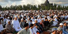 صلاة العيدين حكمها وأحكامها