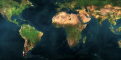 ترتيب المحيطات من الاكبر الى الاصغر