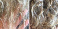 طرق علاج تقصف الشعر