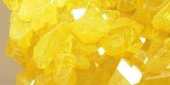 فوائد الكبريت الأصفر للشعر