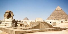 بحث عن الأثار الفرعونية في مصر جاهز للطباعة