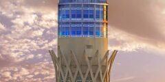 برج القاهرة من الداخل