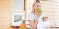 أفضل طريقة للتخسيس أثناء فترة الرضاعة