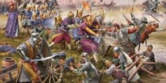 متى حدثت معركة نهاوند؟