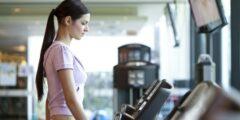 كم يستغرق شد الجسم بالرياضة للنساء