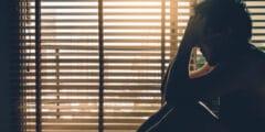 علاج الاكتئاب في المنزل