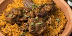 طريقة طبخ لحم الحاشي