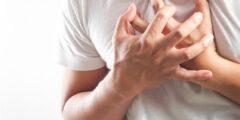 الفرق بين ألم المعدة وألم القلب